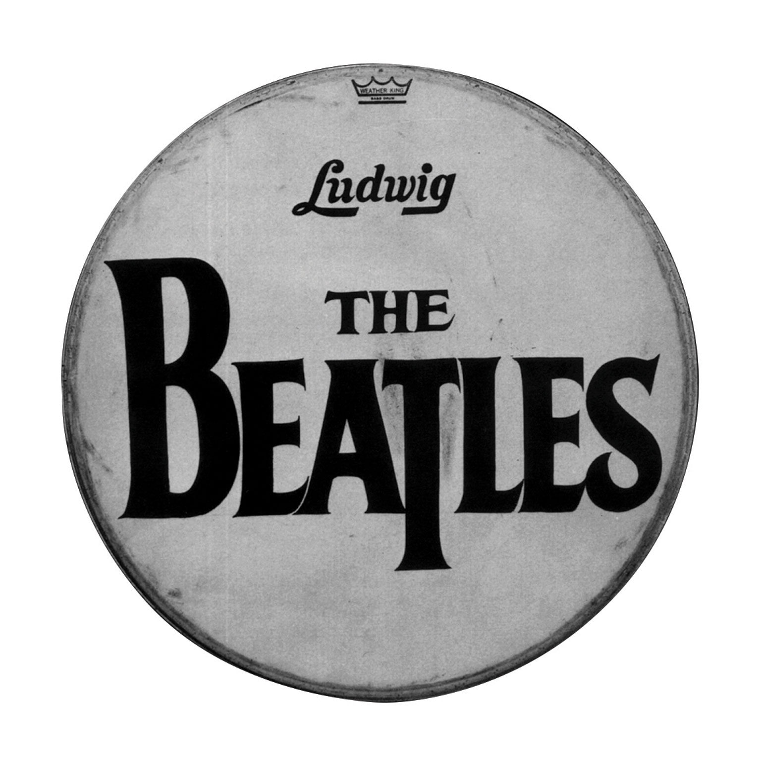 Now The Beatles Logo Drumhead Can Be Seen By Invitation Only In Jim Irsays Office And Secret Memorabilia Room Inside Indianapolis Colts Headquarters