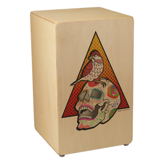 ArtBEAT™ Artist Collection Cajon - José Pasillas