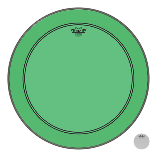 Powerstroke® P3 Bass Colortone™ Green