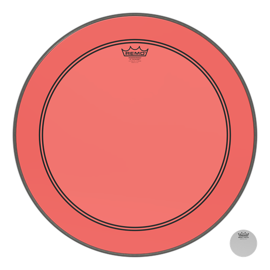 Powerstroke® P3 Bass Colortone™ Red
