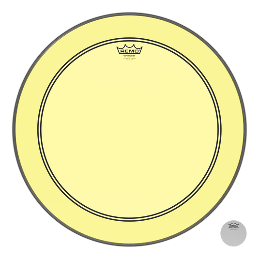 Powerstroke® P3 Bass Colortone™ Yellow