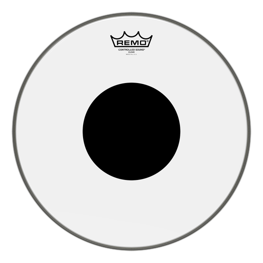 Controlled Sound® Clear Black Dot™