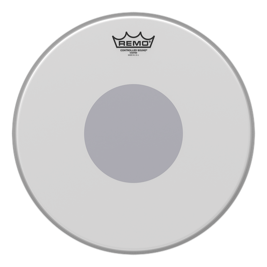 Controlled Sound® Coated Black Dot™