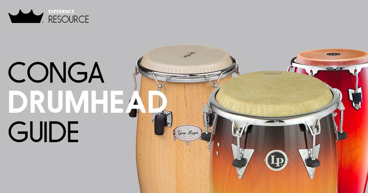 conga drumhead guide. Black Bedroom Furniture Sets. Home Design Ideas
