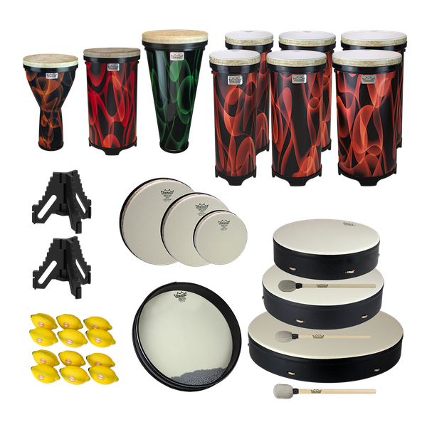 comfort sound technology drum kit