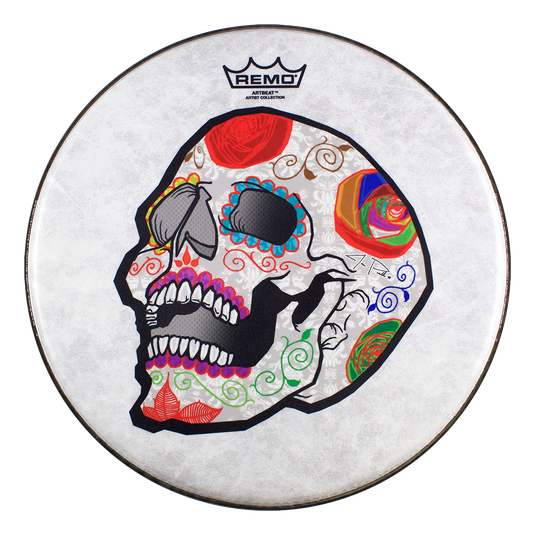 ArtBEAT™ Artist Collection Drumhead - José Pasillas