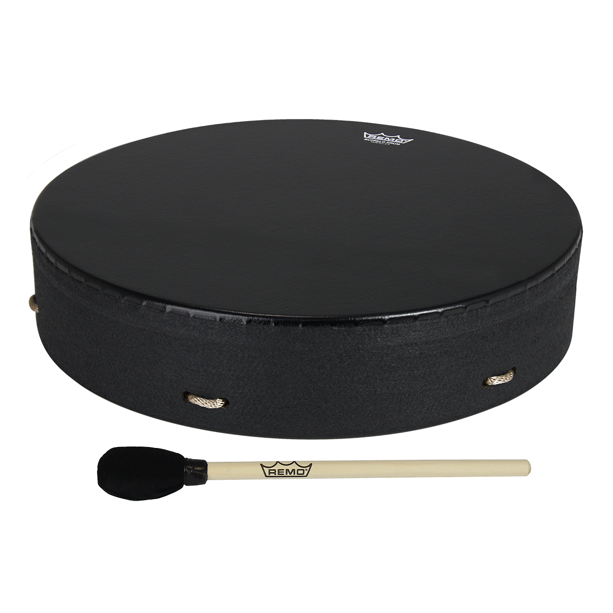 REMO BUFFALO DRUM 16-BY-3.5-INCH