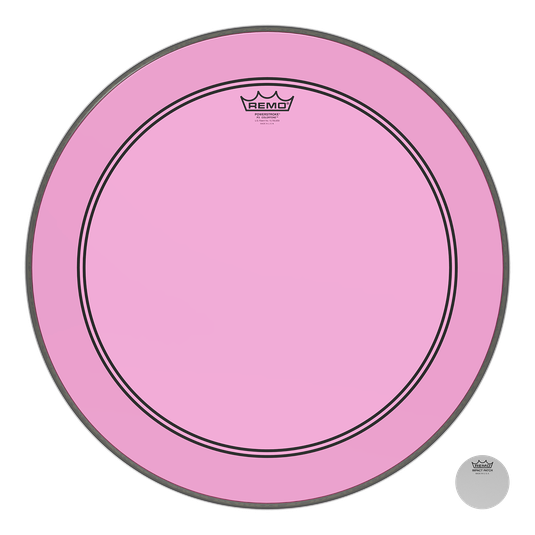 Powerstroke® P3 Bass Colortone™ Pink
