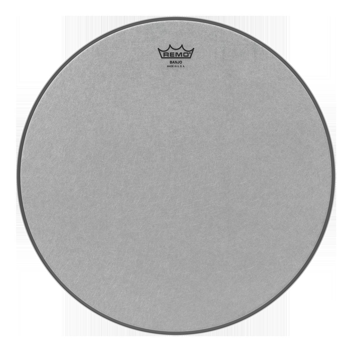 "BJ-1100-M5 Medium Collar 3 Banjo Head Remo 11/"" Fiberskyn R"